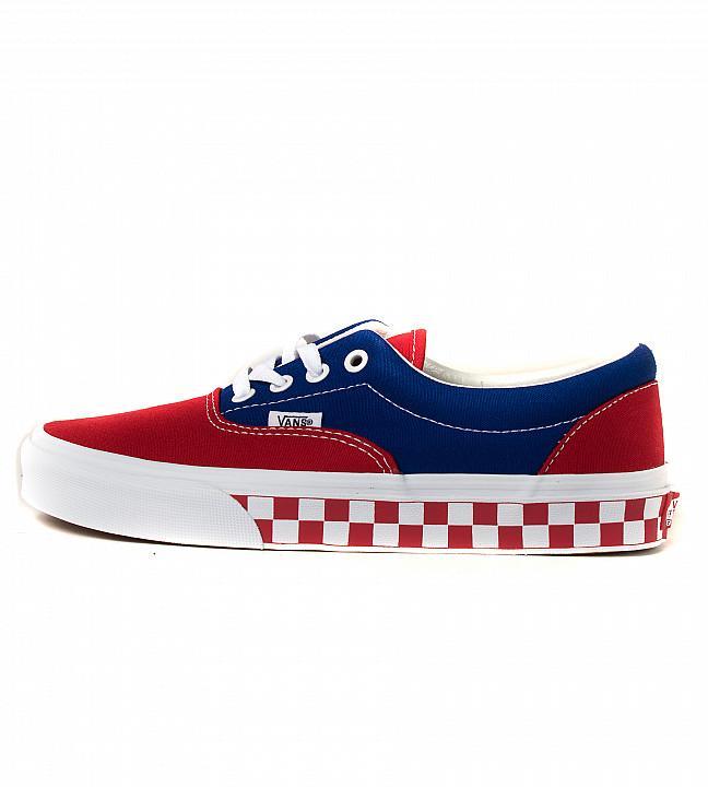 Teniși Era (bmx checkerboard) true blue/red