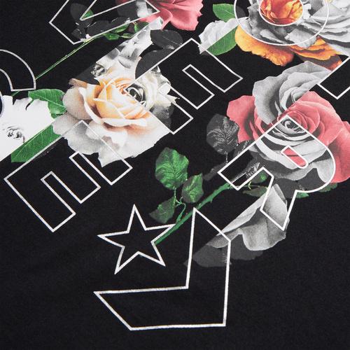 Bluza femei Converse Floral Wordmark 10008027-001