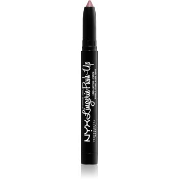 NYX Professional Makeup Lip Lingerie Push-Up Long-Lasting Lipstick ruj mat in creion