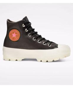 Ghete femei Converse Chuck Taylor All Star GORE-TEX Waterproof Leather 565006C