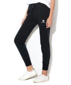 Pantaloni femei Converse Star Chevron Embossed 10008821-001