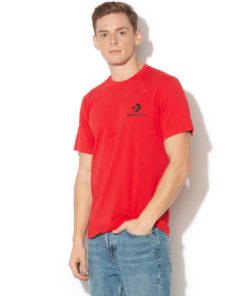 Tricou barbati Converse Red T-Shirt 10007886-603