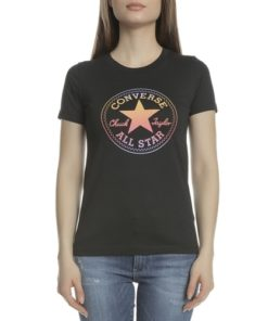 Tricou femei Converse Chuck Patch Tee Ombre 10017088-001