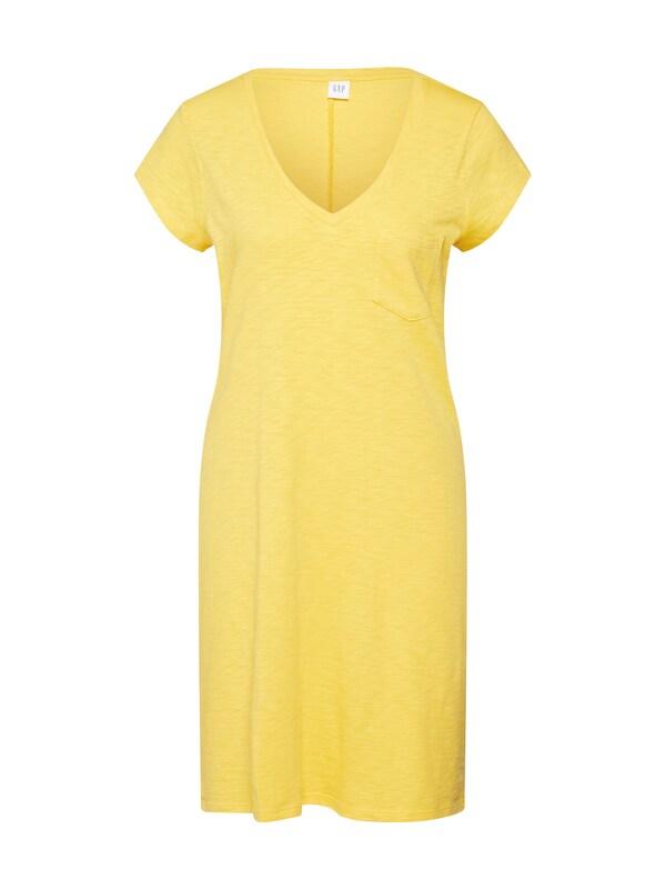 GAP Rochie de vară galben