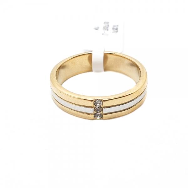 Inel placat cu aur Indexx