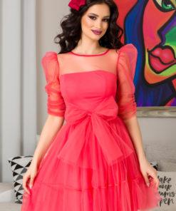 Rochie Barbie Corai