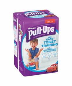 Scutece-chilotel Huggies Pull-Ups 6/L, Boy, 16-23 kg, 12 buc