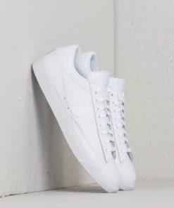 Pantofi Nike Blazer Low Leather White/ White-White