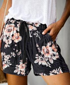 Pantaloni Scurti Casual Kailan Negri