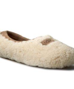 Papuci de casă Ugg Bej