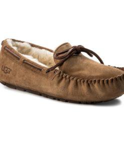 Papuci de casă Ugg Maro
