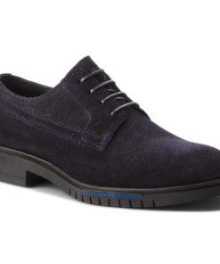 Pantofi TOMMY HILFIGER Bleumarin