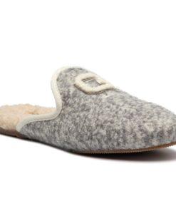 Papuci de casă Gant Gri