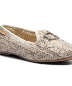 Papuci de casă Gant Bej