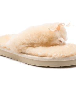 Papuci de casă Ugg Galben