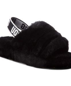 Papuci de casă Ugg Negru