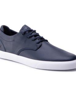 Pantofi Lacoste Bleumarin