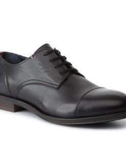 Pantofi TOMMY HILFIGER Negru