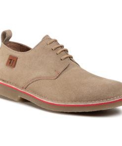 Pantofi Trussardi Jeans Bej
