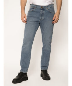 Jeansy Regular Fit Wrangler Albastru