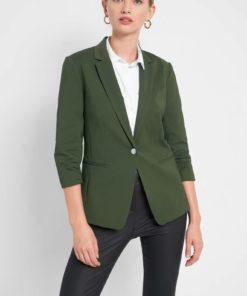 Sacou de damă Verde
