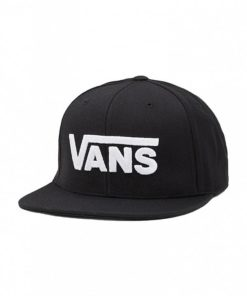 Șapcă Drop V II Snapback black/white