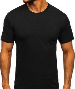 Tricou bărbați negru Bolf 192132