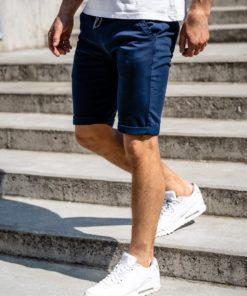 Pantaloni scurți bleumarin bărbati Bolf KG3720