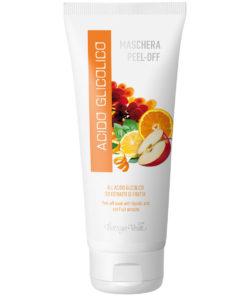 Masca peel-off, pentru toate tipurile de ten, cu acid glicolic si extract de fructe 139809