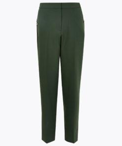 Pantaloni cu croiala dreapta Evie 2829750