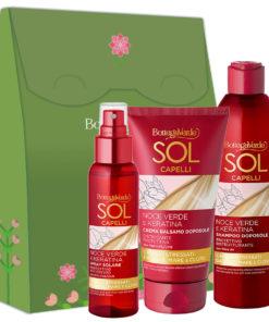 Set cadou femei ingrijire par cu protectie solara 81146509