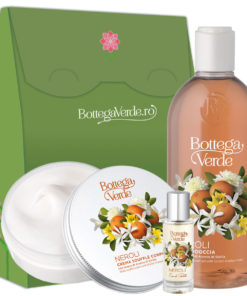 Set cadou ingrijire corp cu extract de flori de portocal 81062404
