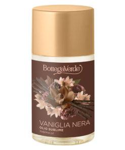 Ulei de corp, hidratant, cu extract de vanilie neagra si ulei de migdale dulci 159713